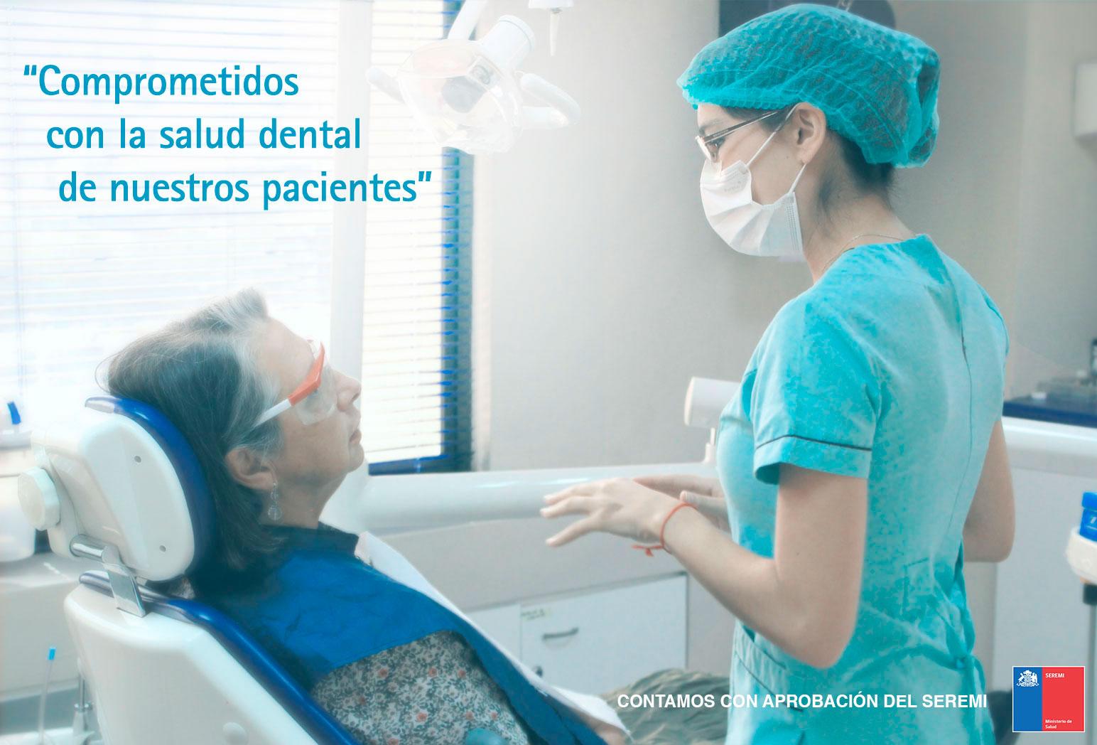 Comprometidos con la salud dental de nuestros clientes